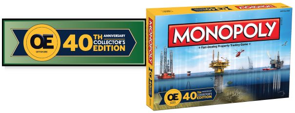 Monopoly: OE 40th Anniversary Edition